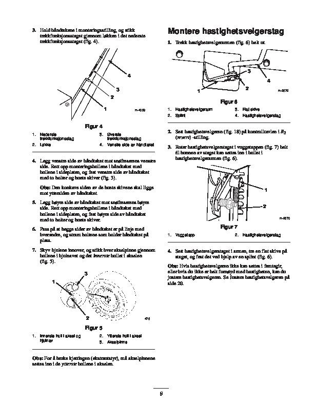 Toro 38053 824 Power Throw Snowblower Operators Manual