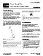 Toro Power Shovel Plus 38365 Snow Blower Operators Manual, 2006 – Norwegian page 1
