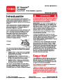 Toro 20041 22-Inch Recycler Lawn Mower Operators Manual, 2005 – Spanish page 1