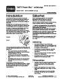 Toro Power Max 726TE 38611 Snow Blower Operators Manual, 2005 – Swedish page 1