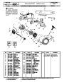 Poulan Pro S25 Chainsaw Parts List page 1