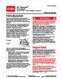 Toro 20007 22-Inch Recycler Lawn Mower Operators Manual, 2004 – Spanish page 1
