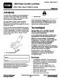 Toro 38026 1800 Power Curve Snowblower Operators Manual, 2007-2009 – Finnish page 1