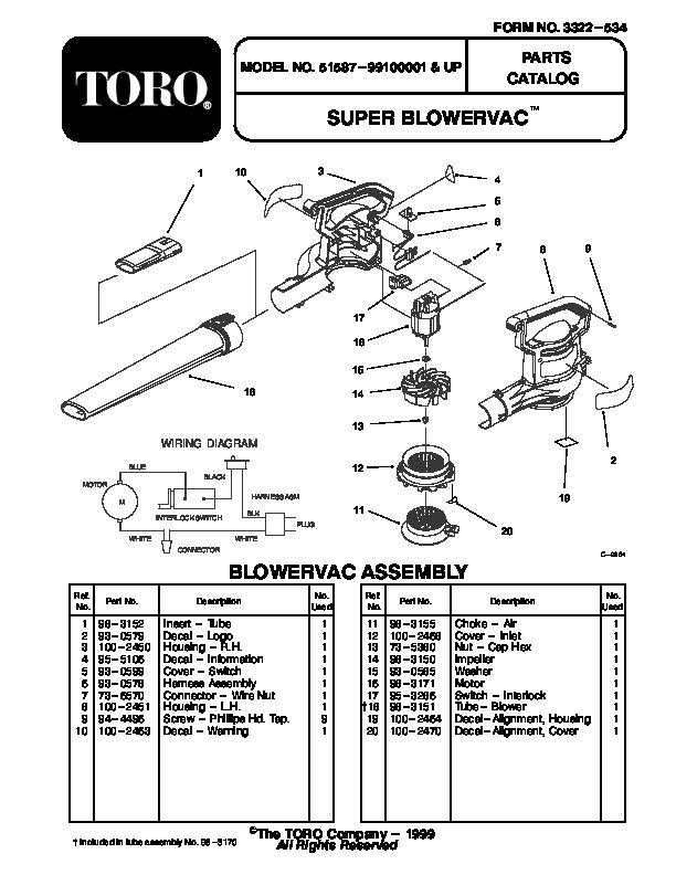 leaf blower wiring diagram snow blade wiring diagram