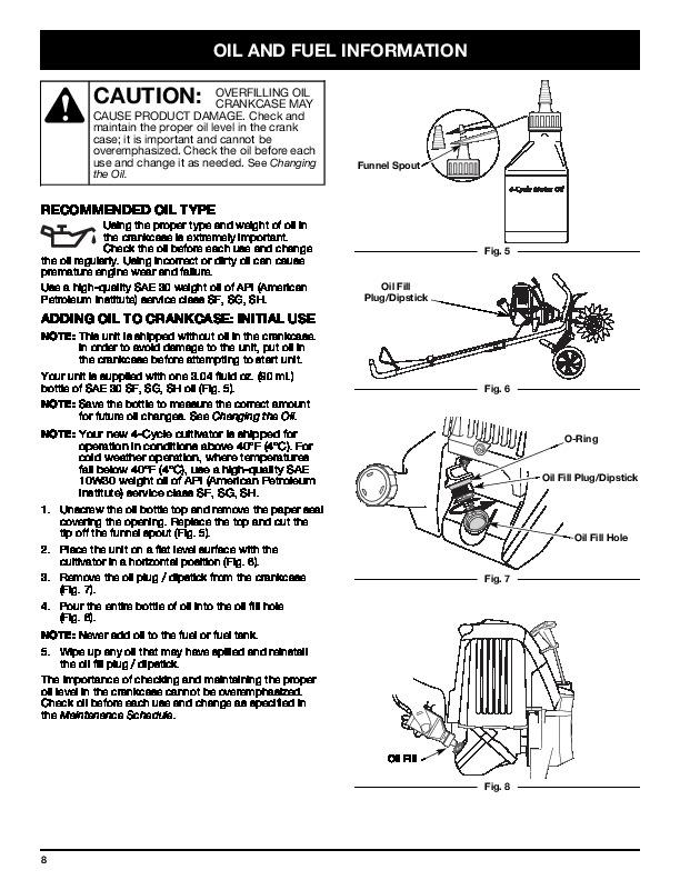 Craftsman edger parts manual