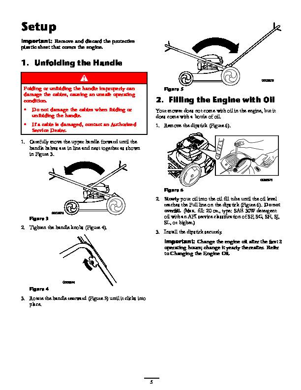 toro engine manuals