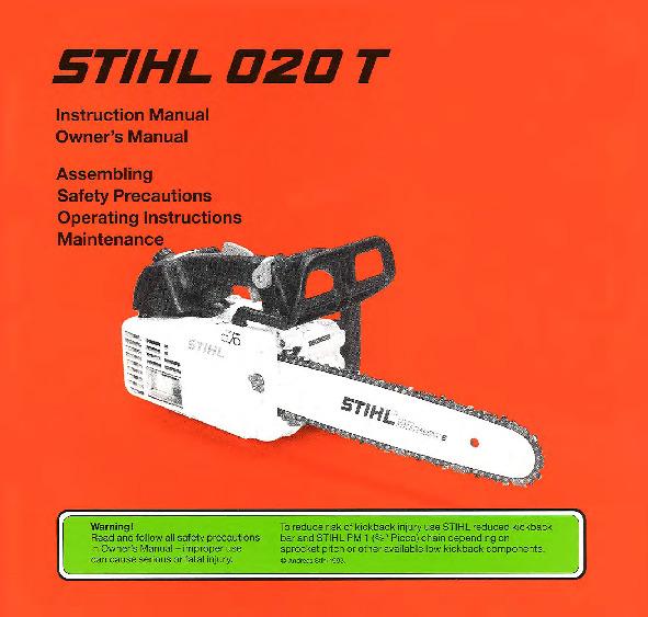 031 stihl parts list pdf