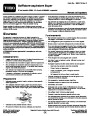 Toro 51593 Super Blower/Vacuum Manual, 2010-2014 – Italian page 1