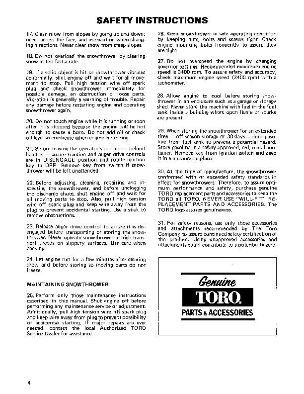 toro 421 snowblower owner manual equinox in armonk class schedule