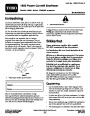 Toro 38026 1800 Power Curve Snowblower Operators Manual, 2007-2009 – Norwegian page 1