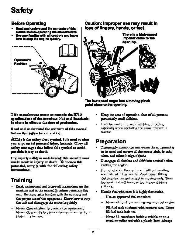 toro power max 826le 38622 snow blower operators manual 2009 rh lawn garden needmanual com toro snow blowers manuals ccr 2455 toro snow blowers manuals ccr 2455