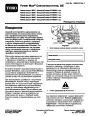 Toro Power Max 826O 38597 38629 38637 38639 38657 Snow Blower Operators Manual, 2011 – Russian page 1