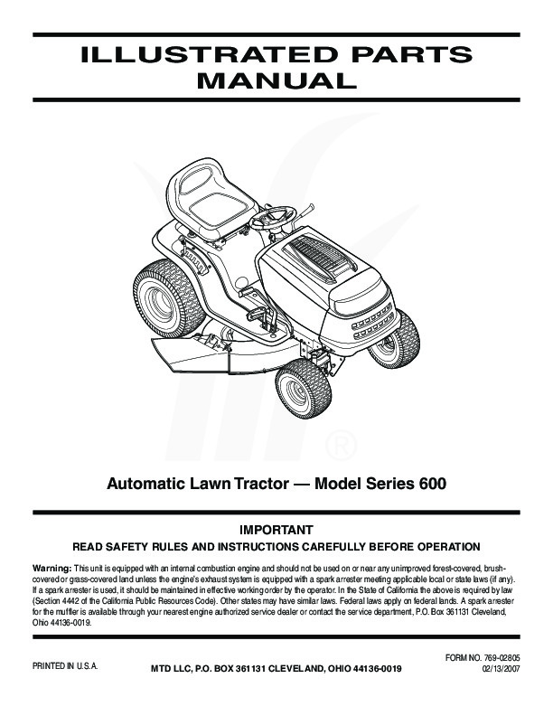 yard machine lawn mower belt diagram