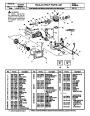 Poulan Pro 285 305 335 Chainsaw Parts List