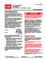 Toro 20009 22-Inch Recycler Lawn Mower Operators Manual, 2007- Spanish page 1