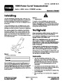 Toro 38026 1800 Power Curve Snowblower Operators Manual, 2007-2008 – Dutch page 1