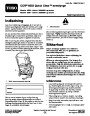 Toro CCR 6053 Quick Clear 38576 38577 Snow Blower Operators Manual, 2008 – Danish page 1